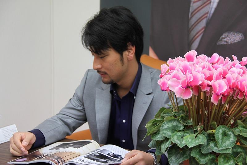 記念すべき第一号は27才のごく普通の会社員!西澤宜彦様でございます