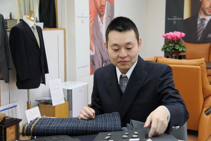 三人目は東京都千代田区神田で開業されている33才の志村和哉様でございます
