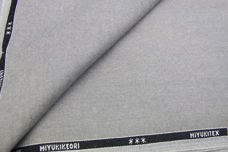「 ミユキウール」コート現物生地入荷 1/8(金)~売り切れ次第終了
